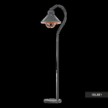 LAYLA lampadaire foncé