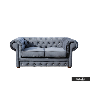 CHESTERFIELD Sofa design 2 places