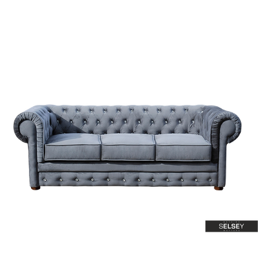 CHESTERFIELD Sofa design 3 places
