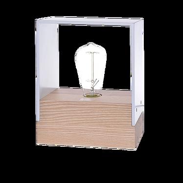 CUBE Lampe de chevet scandinave