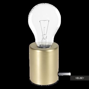WATSON Lampe à poser dorée 10 cm