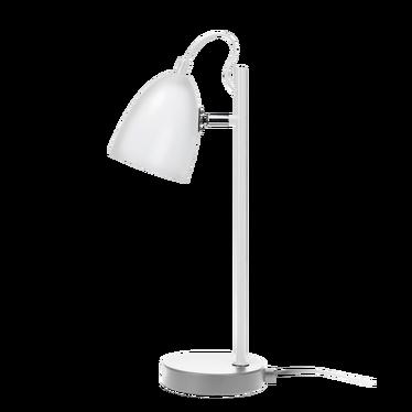 LIGHTS Lampe à poser blanche