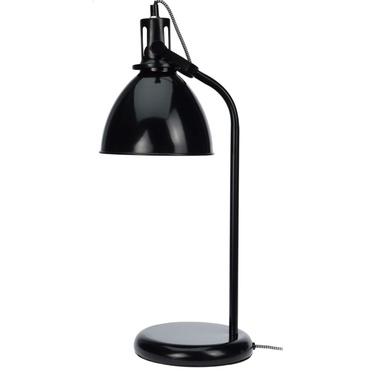 GLOSS Lampe à poser noire