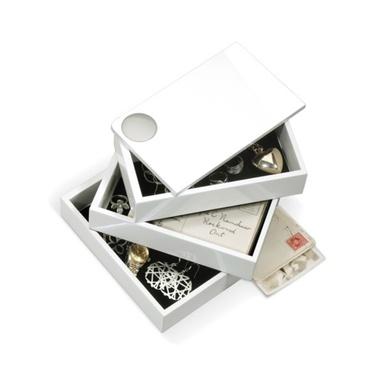 SPINDLE Boîte à bijoux en bois