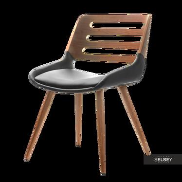 KANSAS Chaise moderne rembourrée