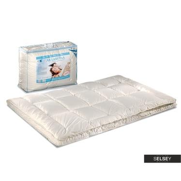 VELVET Couette + 2 oreillers anti allergiques