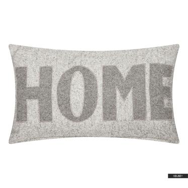 HOME Coussin gris 30x50 cm
