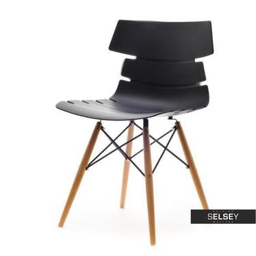 Zac wood chair