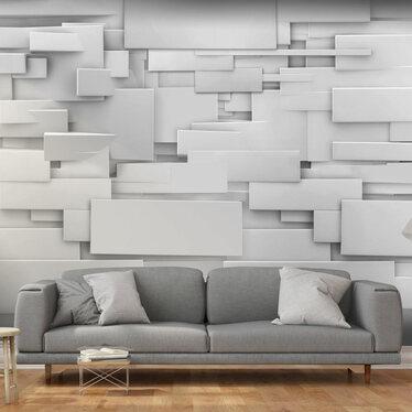 ESPACE ABSTRAIT Papier peint photo 300x210 cm
