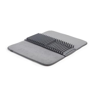 UDRY Égouttoir à vaisselle gris