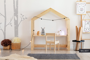 JAFARI Bureau cabane en bois