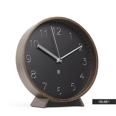 RIMWOOD Horloge noyer foncé