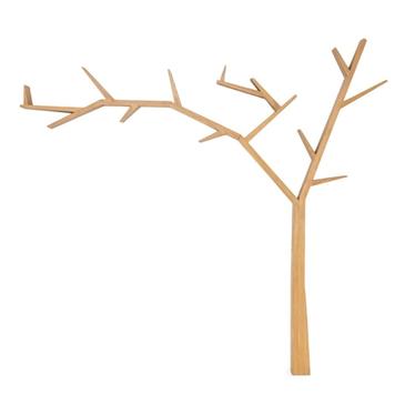 PAPROT Étagère murale arbre gauche