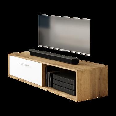 ROLLO Meuble TV minimaliste 140 cm