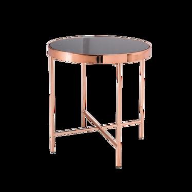 COPPER Table basse Ø 43 cm