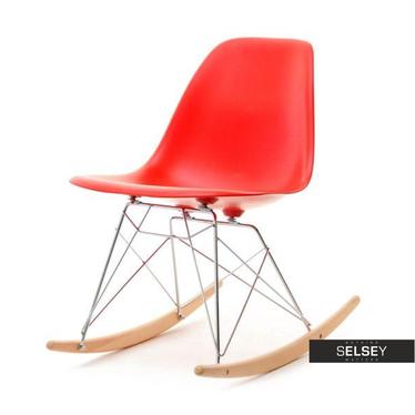 MPA ROC Chaise à bascule rouge