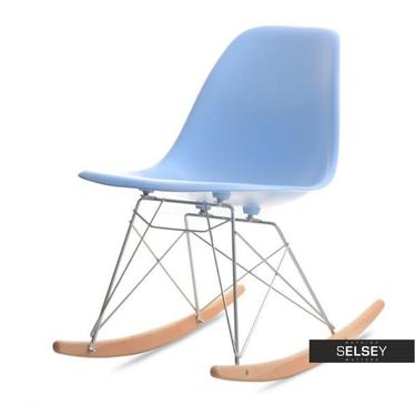 MPA ROC Chaise à bascule bleue