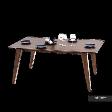 FERLA Table en bois 160x90 cm