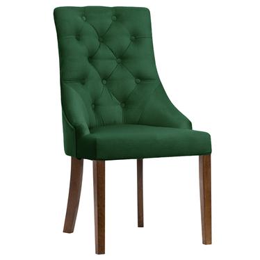 ANTOINETTE Chaise rembourrée piquée