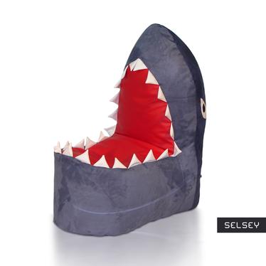 SHARK Pouf poire