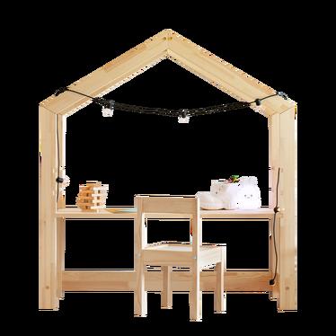 YOUNG Bureau cabane en bois