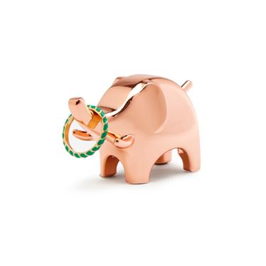 ANIGRAM ELEPHANT Porte-bijoux en cuivre