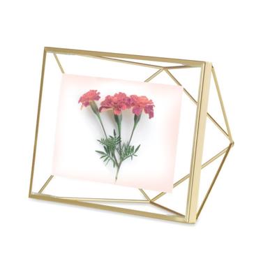 PRISMA Cadre photo 10x15 cm doré