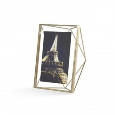 PRISMA Cadre photo 13x18 cm doré