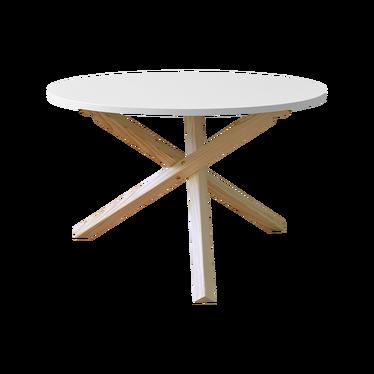 TRIKANA Bout de canapé Ø 68 cm ou 80 cm