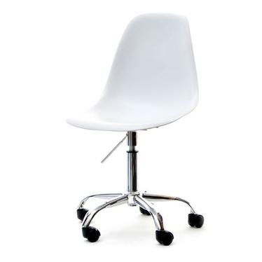 MPC MOVE Chaise pivotante blanche