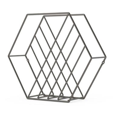 ZINA Porte-revues en métal