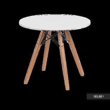 DTW Table scandinave diamètre 80 cm