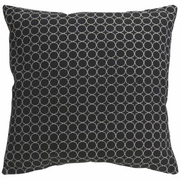 MONÉ Coussin gris 60x60 cm