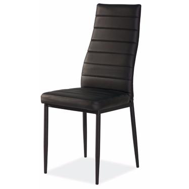 LASTAD Chaise noire
