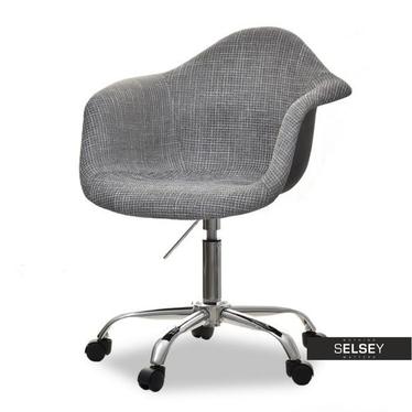 MPA MOVE TAP Chaise pivotante gris / noir