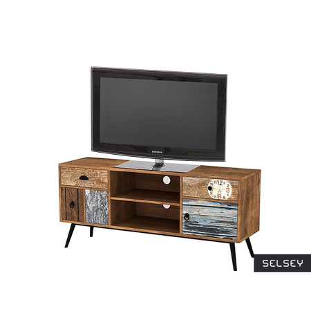 PATCHWORK Meuble TV 120 cm