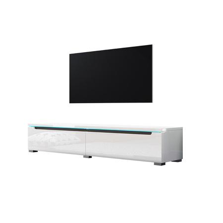 SWIFT Meuble TV LED 140 cm