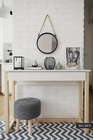 SKANDYNAWIA Coiffeuse table de maquillage scandi