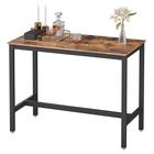 RAMIZU Table de bar industrielle