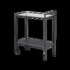 SEAFORD Table basse bar noir - verre